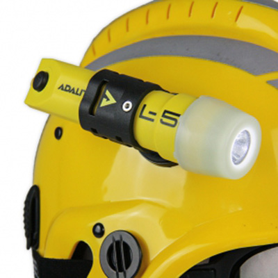 Vallfirest Technologies Forestales Firefighter Flashlight Adalit L5R Plus
