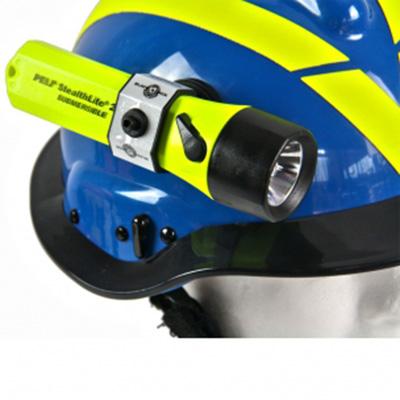Vallfirest Technologies Forestales Firefighter Helmet Flashlight Peli 2460