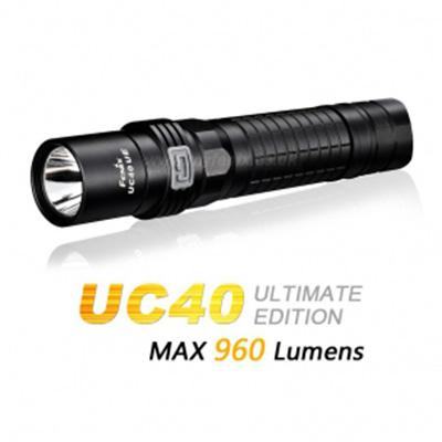 Vallfirest Technologies Forestales Led Flashlight Fenix UC40