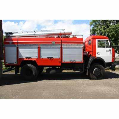 Vargashi AC-5,0-40 (KAMAZ-43253) fire truck