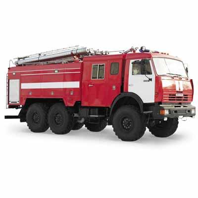 Vargashi AC-5,0-40 (KAMAZ-5350) -20VR fire truck