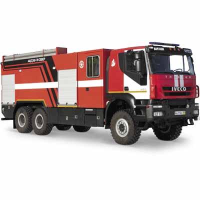 Vargashi AC (C) -8,0-70 (IVECO AMT) -48VR fire truck