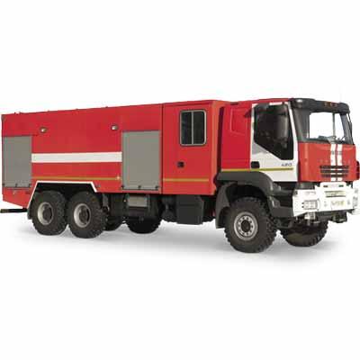 Vargashi AD 6,0-100 (IVECO AMT) -45VR fire truck