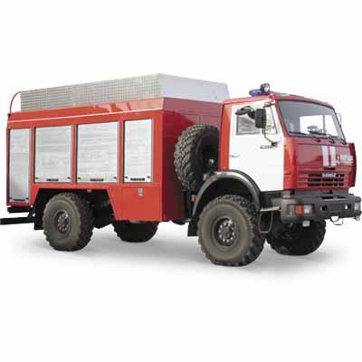 Vargashi ALL-120 (?????-4326) fire truck
