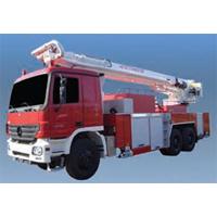 Vema 33 TWT water/foam extinguishing tower
