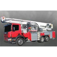 Vema 383 TFL aerial ladder