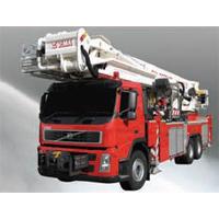 Vema 553 TFL aerial ladder