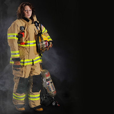Veridian Vanguard fire fighter coverall