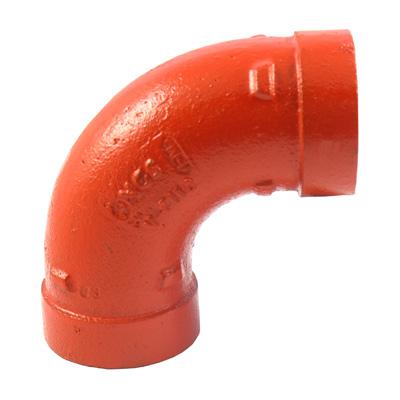 VIKING Model V-7112 grooved elbow fitting