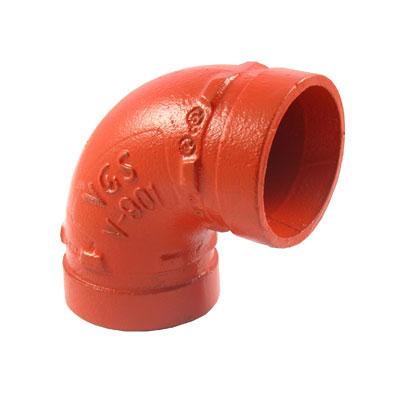VIKING V-901 short radius 90° elbow