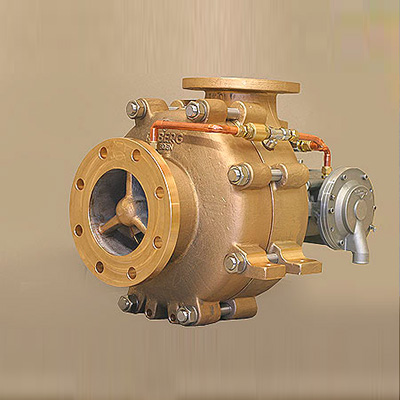 W. Ruberg AB R 2-280-20 GSA normal pressure fire pump