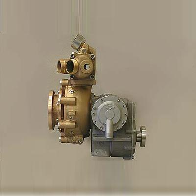 W. Ruberg AB R 30-ALZ normal pressure fire pump