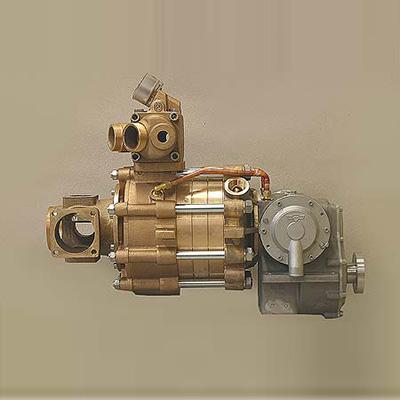 W. Ruberg AB R30/2,5e - HPZ multi pressure fire pump