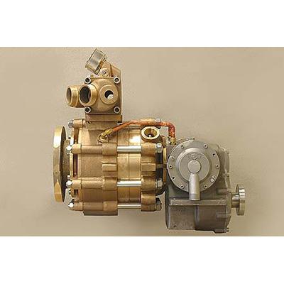 W. Ruberg AB R40/2,5 - OPZ high pressure fire pump