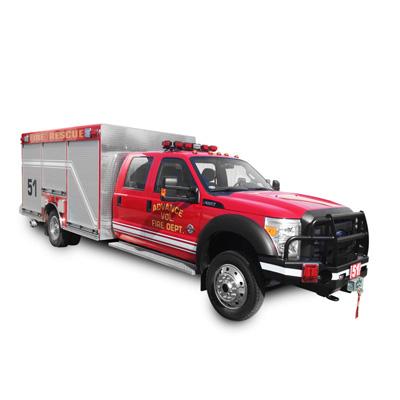 Warner Bodies First Response Rescue