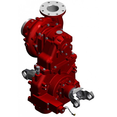 Waterous CXNC20F single stage centrifugal fire pump