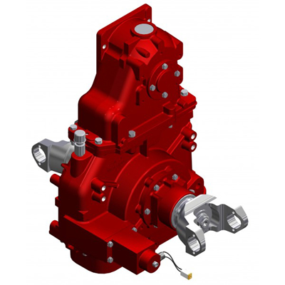 Waterous CXNK single stage centrifugal fire pump