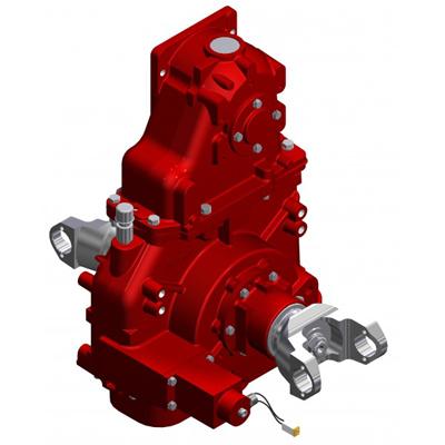 Waterous CXSC20F single stage centrifugal fire pump