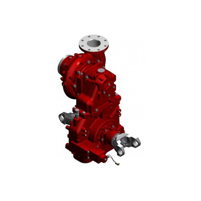 Waterous CXVQB single stage fire pump