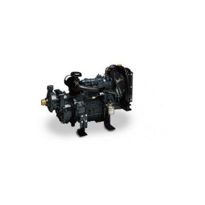 Waterous E302-A fire pump