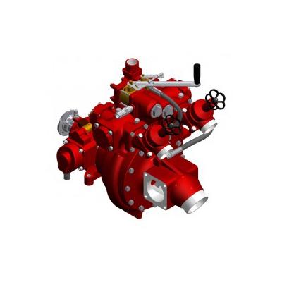 Waterous HL200 fire pump