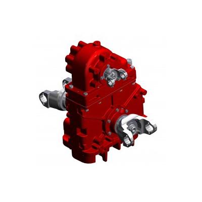 Waterous TC20B split-shaft fire pump