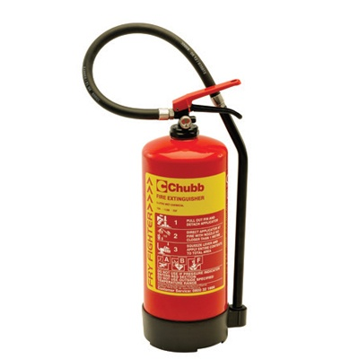 Chubb WCHEM6 Fry Fighter fire extinguisher