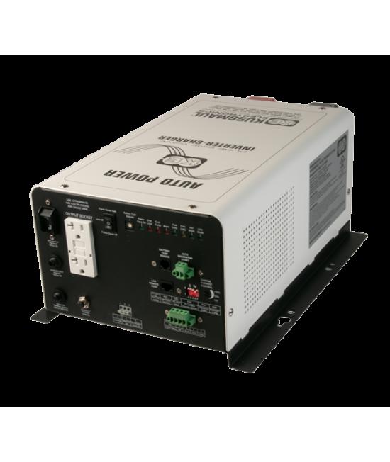 Kussmaul Electronics Co. Inc. 091-263-12-1500 Auto Power 1500W Inverter Charger
