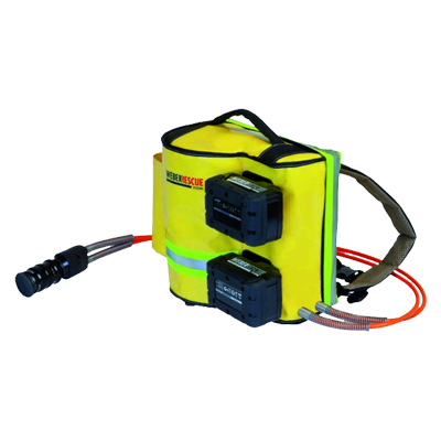Weber Hydraulik Battery Pack power unit