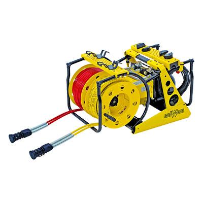 Weber Hydraulik E 50 T-SAH 20 power unit