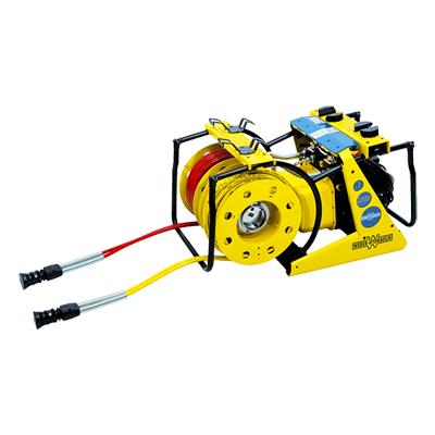 Weber Hydraulik E-MATIC-SAH 20 power unit