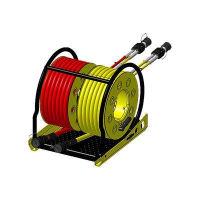 Weber Hydraulik HF 20 T COAX hose reel