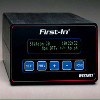 Westnet First-In Master Control Unit reduces response time
