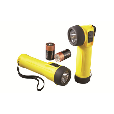 Wolf Safety TS-26 safety torch primary cell powered