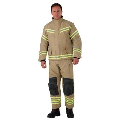 Bristol Uniforms XFlex structural fire coat and trouser