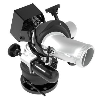 """Task force tips Y4-E25A MONSOON RC 4""""ANSI 150 INLET"""