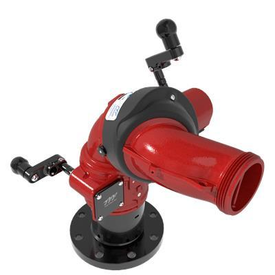 Task force tips Y4-M21A-Z MONSOON DUAL CRANK AMERICAN RED
