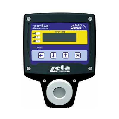 Zeta ZS-CO/300 GAS Sense carbon monoxide detector
