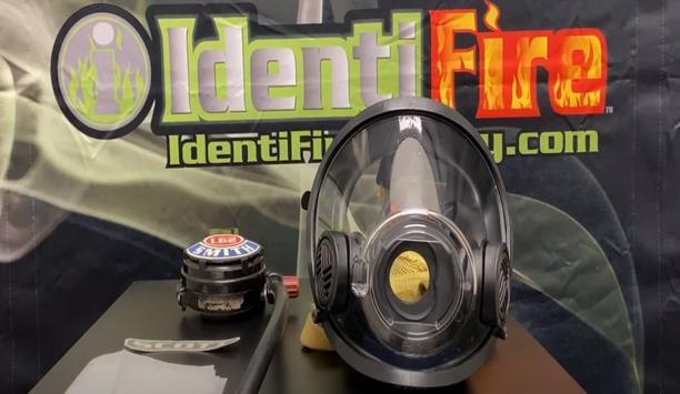 IdentiFire Explains The Application Of 3M SCOTT SCBA Facepiece