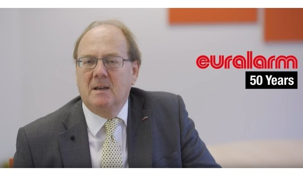 Euralarm Completes 50 Years