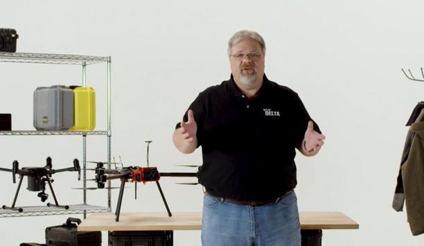 FLIR Delta Shows How Thermal Drones Help In Fighting Fires