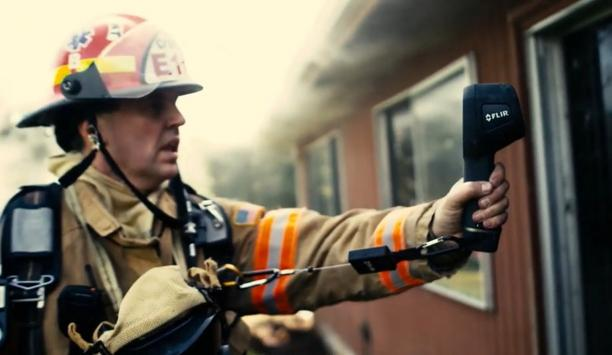 FLIR Explains The Use Of Thermal Imaging Cameras (TICs) For Structure Fires And Beyond