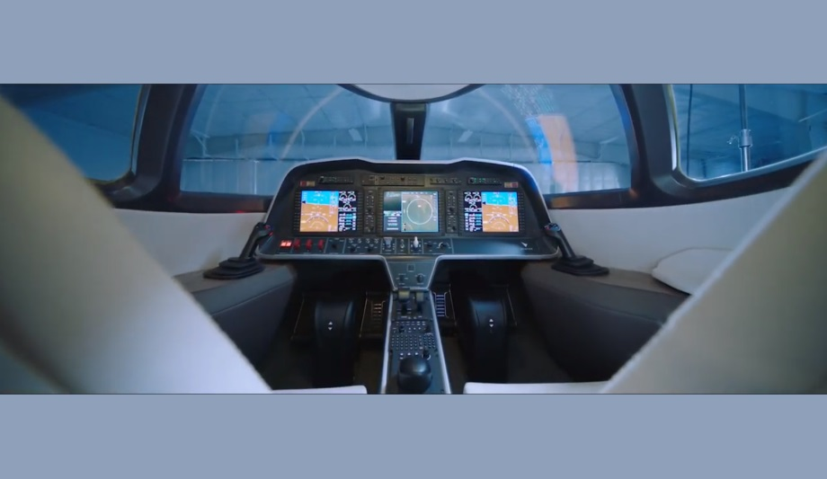 Honeywell At The Forefront In Advances In Cockpit Technology That Are Piloting Breakthroughs In Electric Avionics