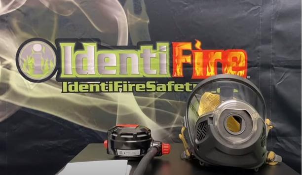 IdentiFire Helps In Installing The 3M SCOTT Vision C5 Facepiece