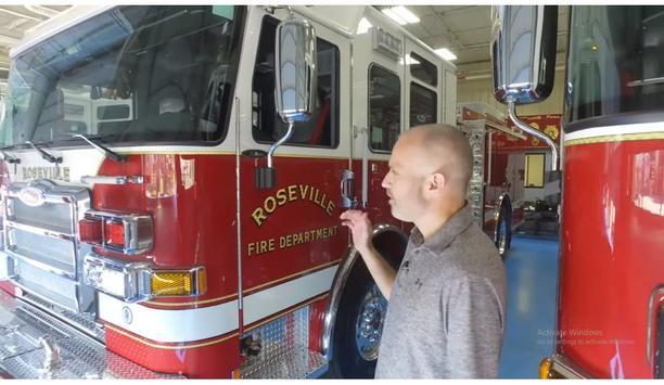 Enforcer Pumper - Roseville Fire Department, CA