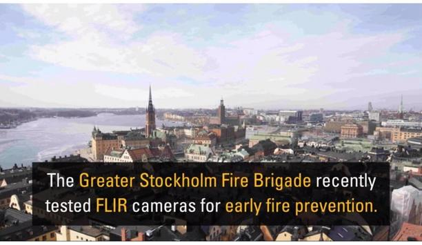 FLIR Cameras For Early Fire Detection In Old Town Stockholm