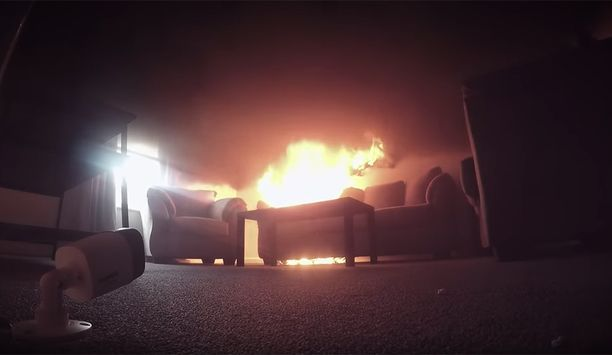 UL Firefighter Safety: Close Before You Doze - See the Dramatic Difference a Door Can Make