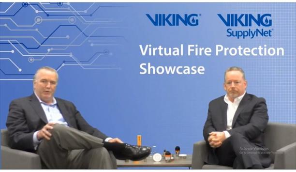 Viking's Virtual Fire Protection Showcase Opening Statement