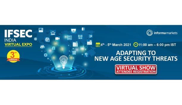 IFSEC India Virtual Expo 2021