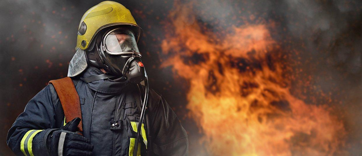 Flame-Resistant Fibers Combine Protection and Comfort for Firefighters
